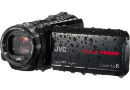 Видеокамера JVC GZ-R435 (красный) фото