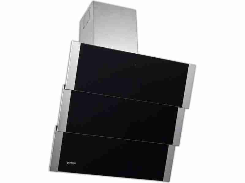 Вытяжка Gorenje DVG600ZBE (черный)