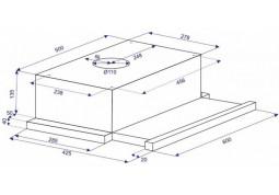 Вытяжка телескопическая Minola HTL 6110 BL 630 цена