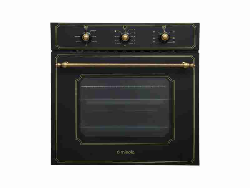 Духовой шкаф Minola OE 6613 BL Rustic