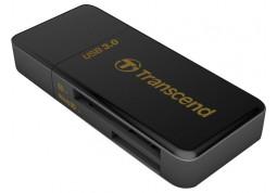 Картридер/USB-хаб Transcend TS-RDF5 (черный) цена