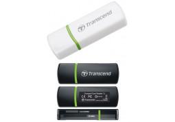 Картридер/USB-хаб Transcend TS-RDP5 (черный) - Интернет-магазин Denika