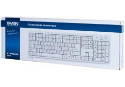 Клавиатура Sven Standard 303 (черный) цена