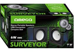 Компьютерные колонки Omega OG-01 (черный) отзывы