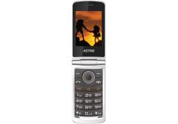 Мобильный телефон Astro A284 (черный) - Интернет-магазин Denika