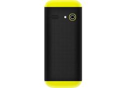 Мобильный телефон Nomi i184 (Black-Yellow) - Интернет-магазин Denika