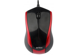 Мышь A4 Tech N-400 (серый)