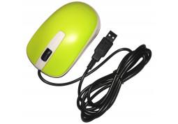 Мышь Genius DX-120 (зеленый) цена