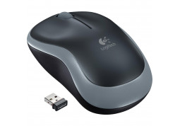 Мышь Logitech M185 Wireless Mouse Grey (910-002238)