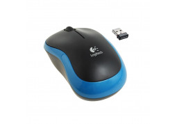 Мышь Logitech M185 Wireless Mouse Blue (910-002236, 910-002239)