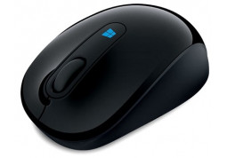 Мышь Microsoft Sculpt Mobile Mouse (черный) фото