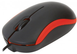 Мышь Omega OM-07 (красный)