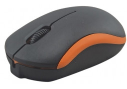Мышь Omega OM-07 (синий) цена
