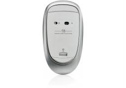 Мышь Rapoo T8 Wireless Laser Touch Mouse (черный) дешево