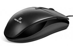 Мышь REAL-EL RM-211 (черный) фото