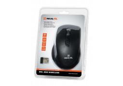 Мышь REAL-EL RM-300 (черный) отзывы