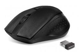 Мышь REAL-EL RM-300 (черный) фото