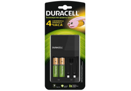 Зарядка аккумуляторных батареек Duracell CEF14 - Интернет-магазин Denika