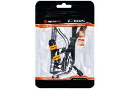 Наушники REAL-EL Z-1005 Black/Orange - Интернет-магазин Denika