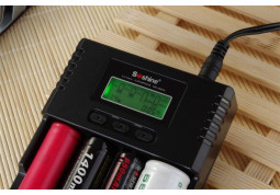 Зарядка аккумуляторных батареек Soshine H4 - Интернет-магазин Denika