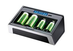 Varta LCD Universal Charger - Интернет-магазин Denika