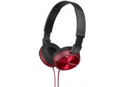 Наушники Sony MDR-ZX310 Red (MDRZX310R.AE)