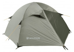 Палатка MOUSSON Delta 2 (песочный) отзывы