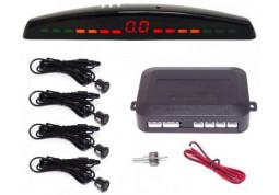 Парктроник Baxster PS-418-09 (серебристый) в интернет-магазине