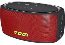 Портативная акустика Awei Y210 Red