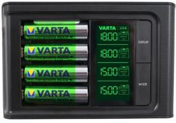 Varta LCD Smart Charger + 4xAA 2100 mAh описание