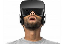 Очки виртуальной реальности Oculus Rift фото