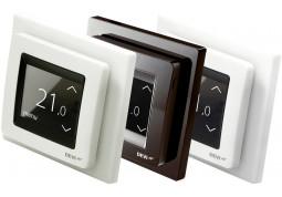 Терморегулятор Devi reg Touch White (140F1064) цена