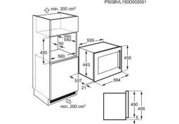 Встраиваемый винный шкаф Electrolux ERW 0670A цена