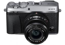 Фотоаппарат Fuji FinePix X-E3 kit 18-55 (черный)