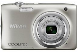 Фотоаппарат Nikon Coolpix A10 (серебристый)