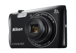 Фотоаппарат Nikon Coolpix A300 Black