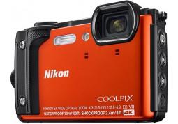 Фотоаппарат Nikon Coolpix W300 (черный)