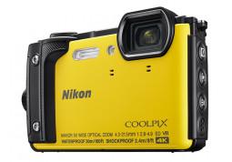 Фотоаппарат Nikon Coolpix W300 (черный) описание