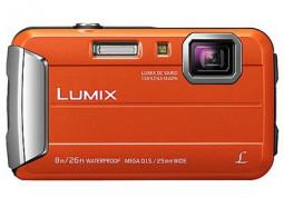 Фотоаппарат Panasonic Lumix DMC-FT30EE Orange