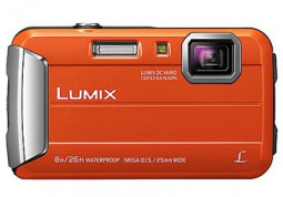 Фотоаппарат Panasonic Lumix DMC-FT30EE Blue в интернет-магазине