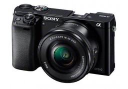 Фотоаппарат Sony A6000 kit 16-50 + 55-210 (черный)