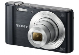 Фотоаппарат Sony W810 (черный)