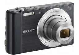 Фотоаппарат Sony W810 (черный) стоимость
