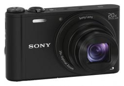 Фотоаппарат Sony WX350 (черный)