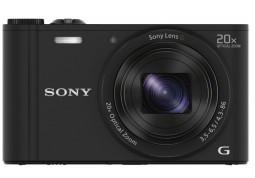 Фотоаппарат Sony WX350 (черный) купить