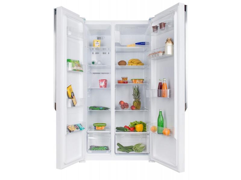 Холодильник Ergo SBS 520 S недорого