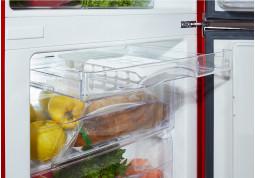Холодильник Freggia LBRF21785B (красный) недорого