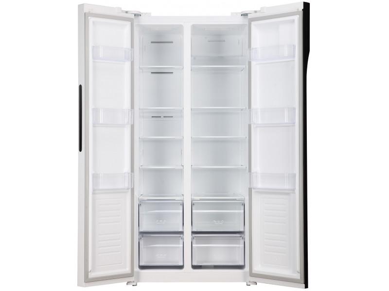 Холодильник LIBERTY SSBS-518 SS цена