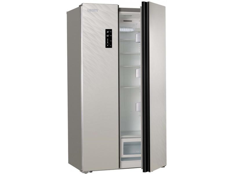 Холодильник LIBERTY SSBS-582 GS
