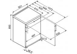 Холодильник Liebherr Tsl 1414 описание